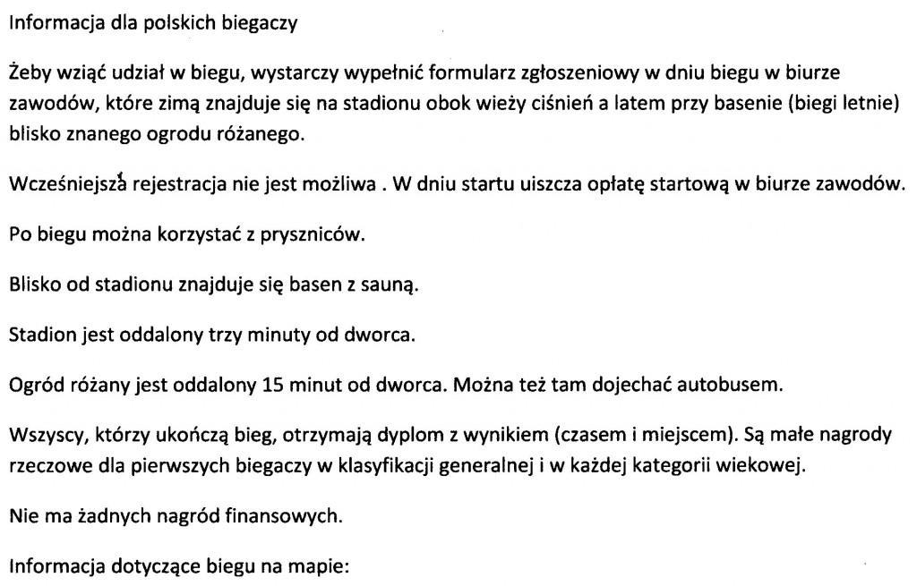 Polnische Info