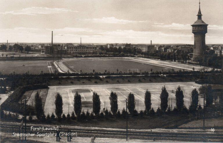 100 Jahre Forster Stadion